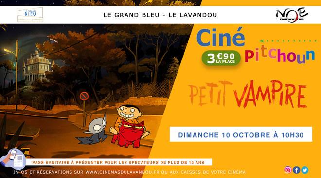 CINE PITCHOUN présente Petit Vampire
