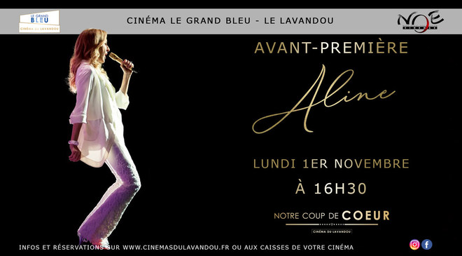 AVANT-PREMIERE / COUP DE COEUR- ALINE